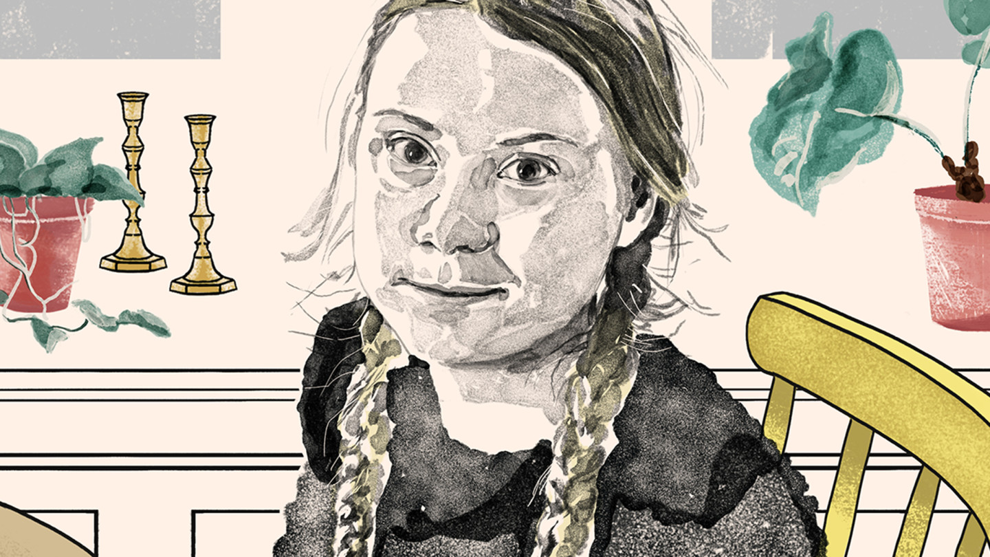 Greta Thunberg All My Life I Ve Been The Invisible Girl Financial Times
