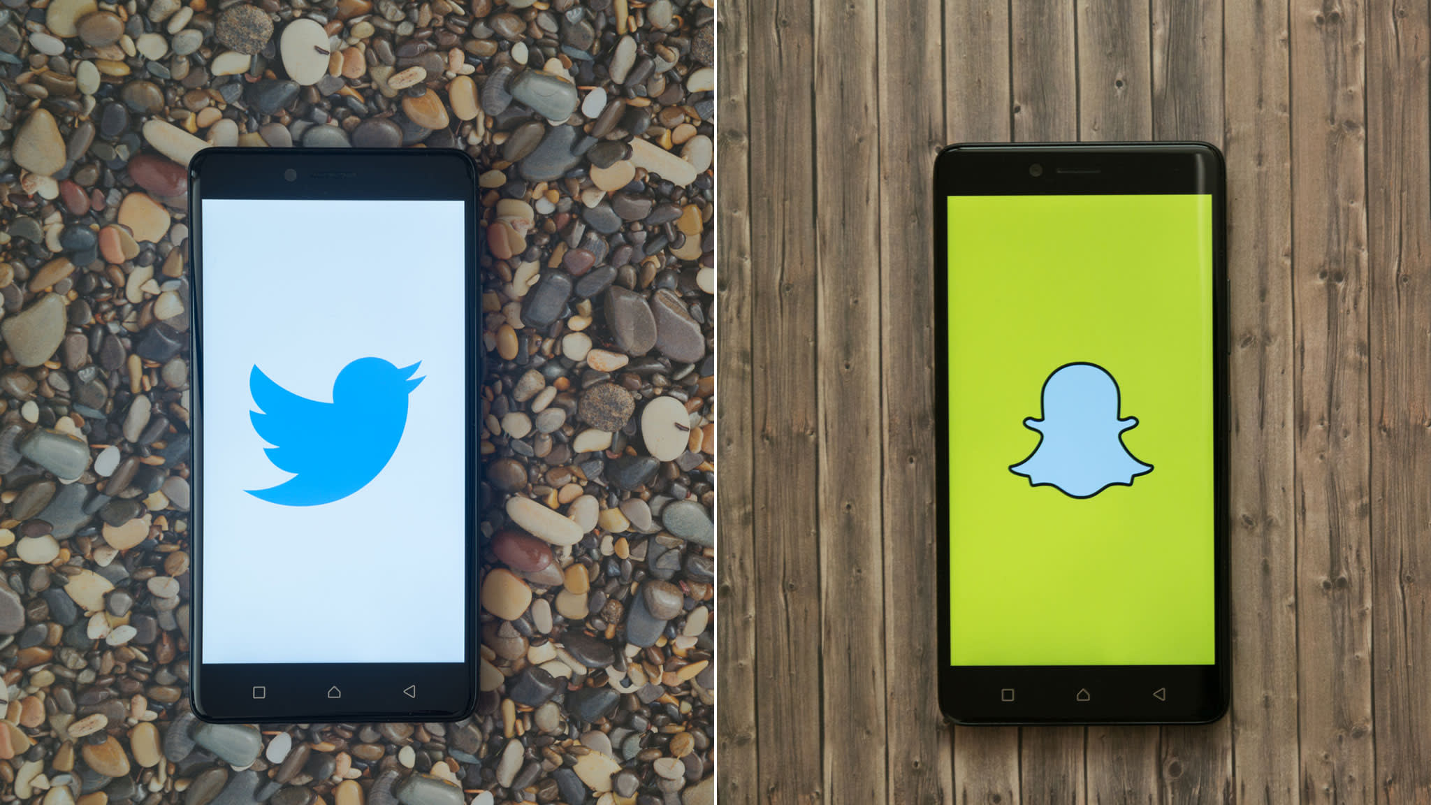 Twitter and Snap make their pitch for ad sales