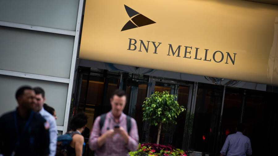 BNY Mellon steps in to support money market fund after outflows