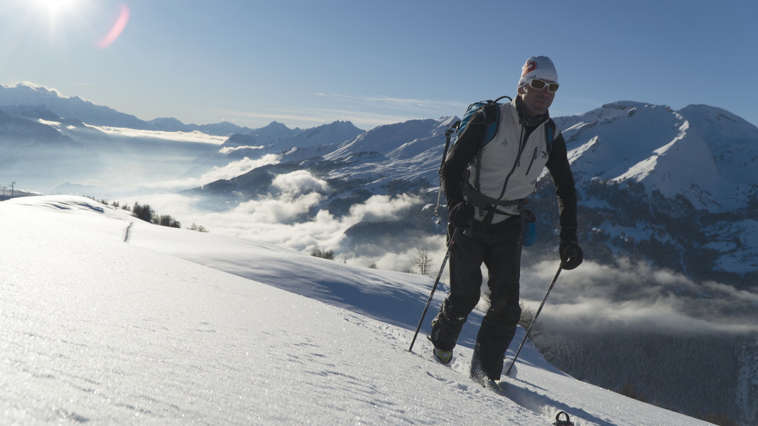Lone ranger: solo ski touring in Crans Montana | Financial ...