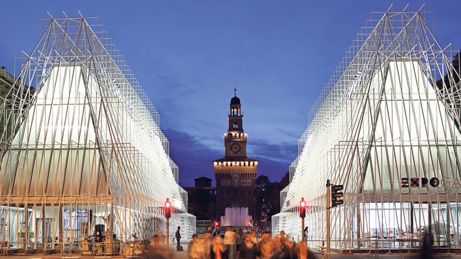 Italy pins hopes for economic revival on Milan Expo ...