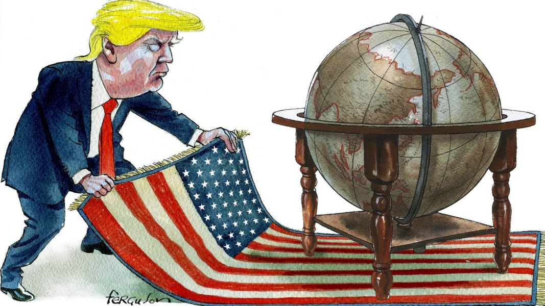 Trade and the global order | Financial Times