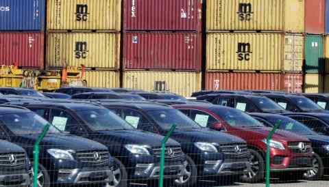 Mercedes-Benz parent Daimler and other foreign automakers are raising prices of imported cars in China amid higher tariffs.