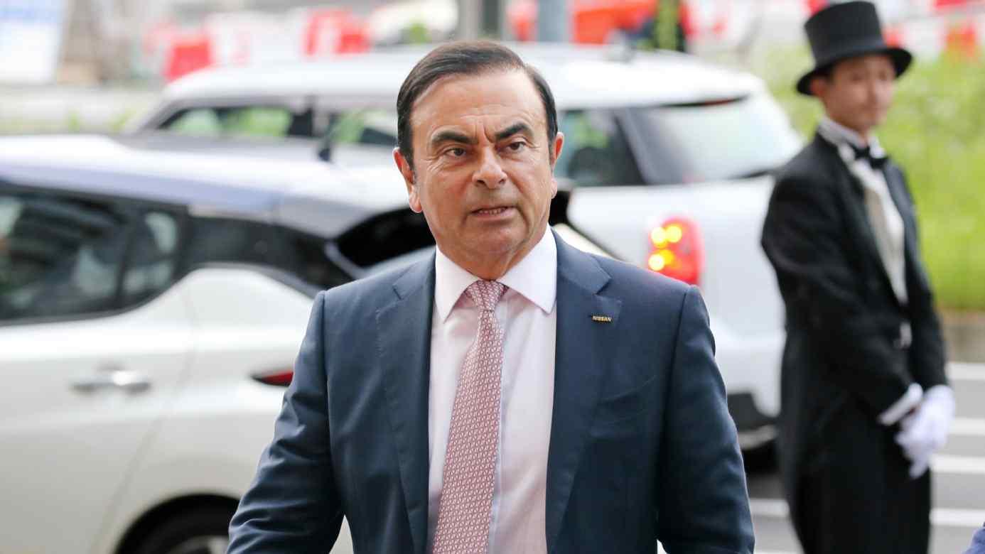 Ghosn Nissan