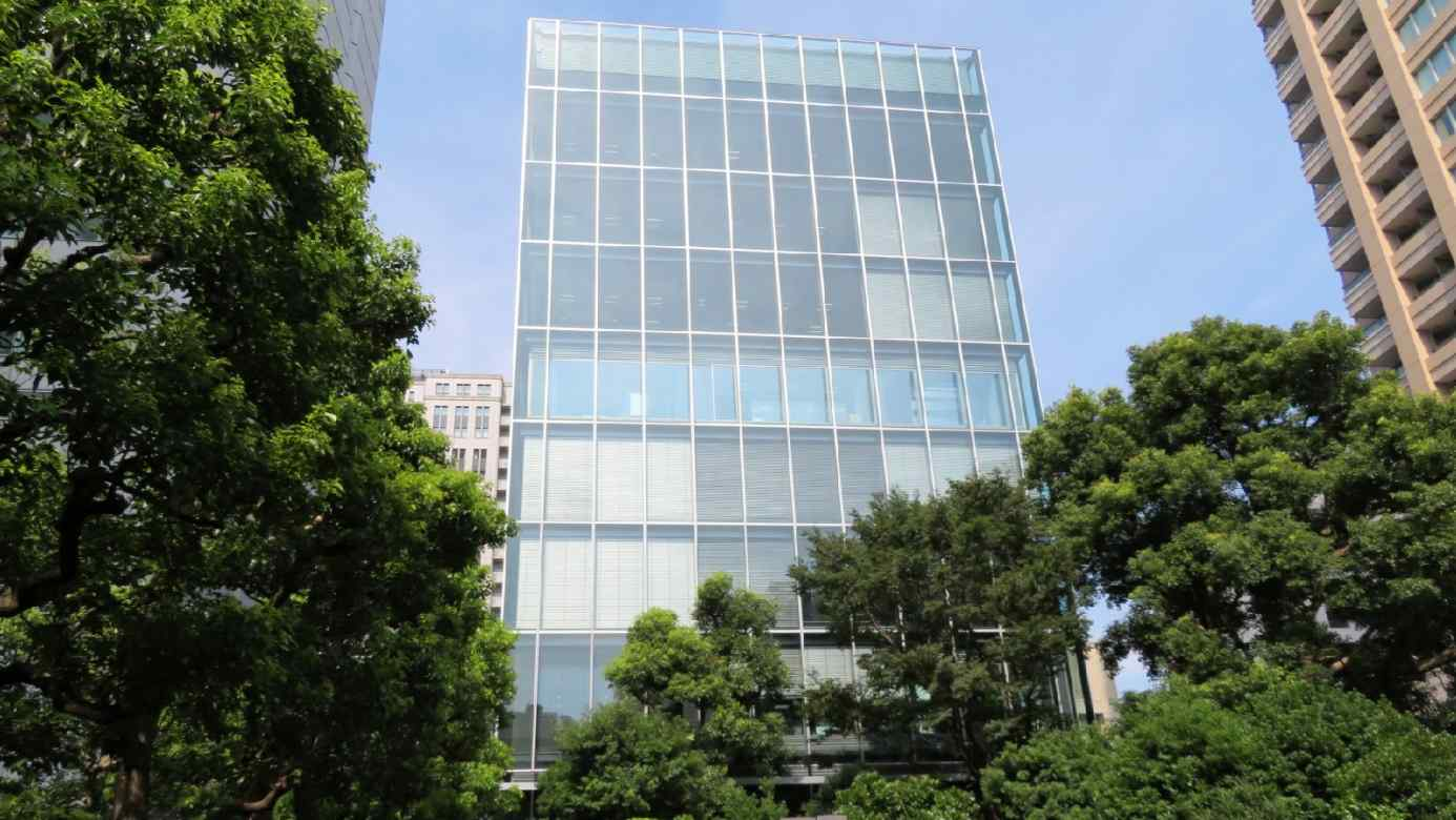 The downtown Tokyo building where Beat Holdings has its Japan offices. The company is resisting what amounts to a purchase attempt by Hong Kong crypto company Noah Ark Technologies.