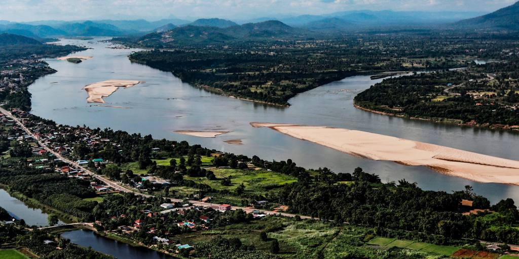 Thailand challenges Laos dam building spree on Mekong River
