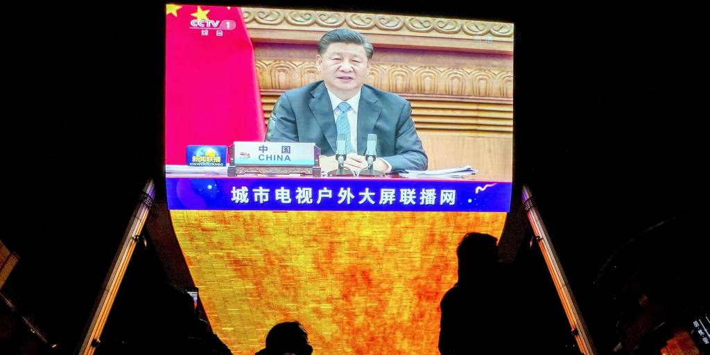 Does China really want to rule the world?