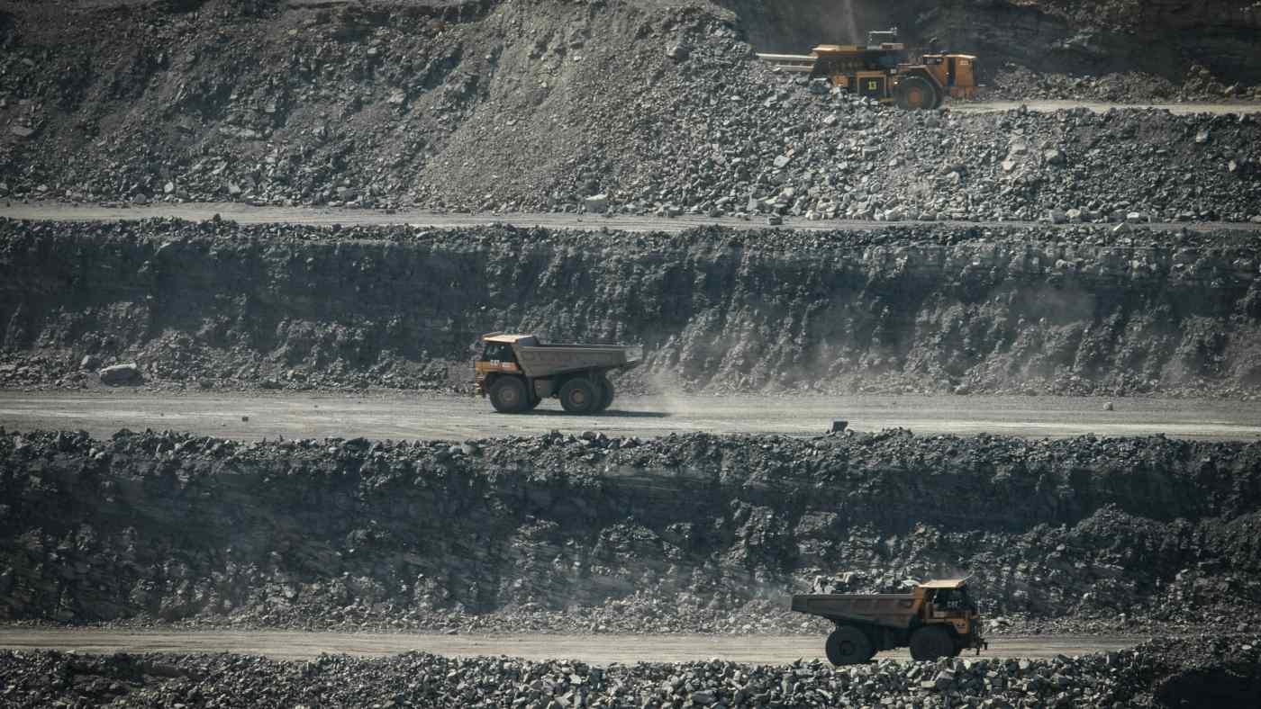 Tavan Tolgoi coal mine