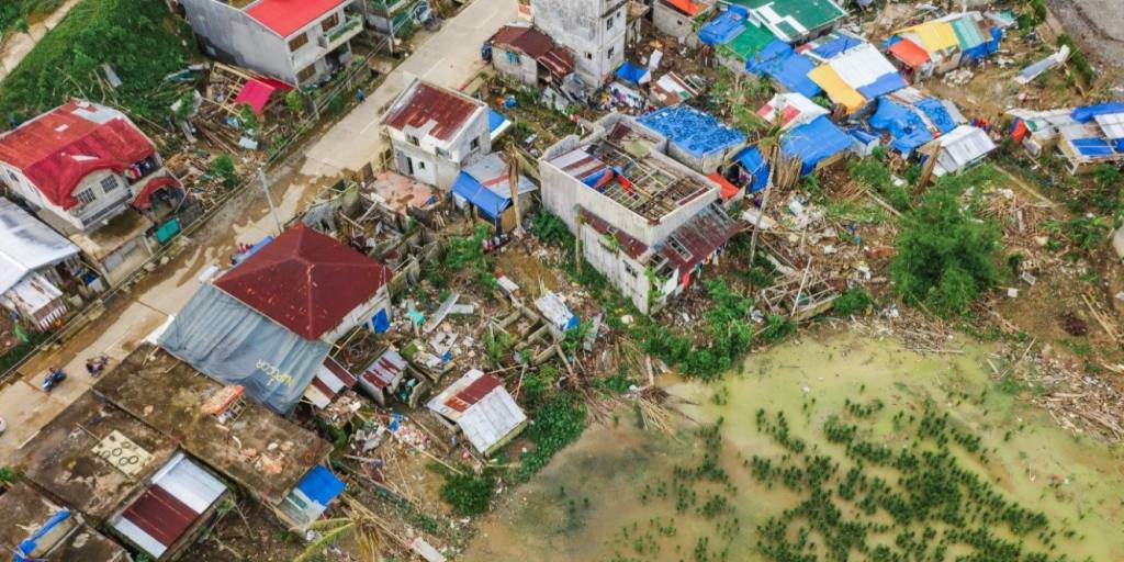 In pictures: Recovering from Typhoon Goni in Catanduanes