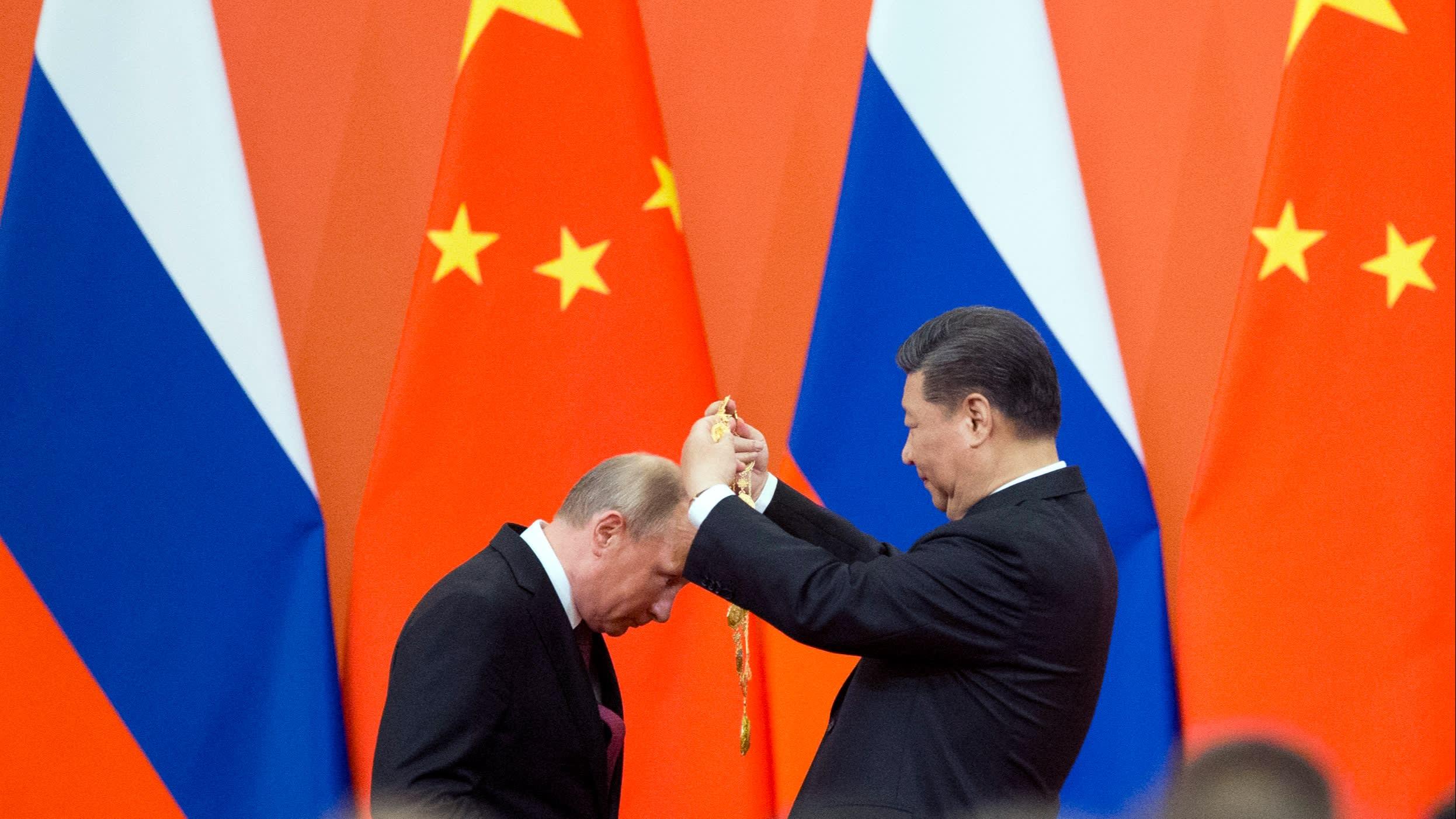 Putin's Russia is a trap China should avoid -                         Nikkei Asia                         ArrowArtboardArtboardTitle ChevronTitle ChevronIcon FacebookIcon LinkedinIcon Mail ContactPath LayerIcon MailPositive ArrowIcon PrintIcon Twitter