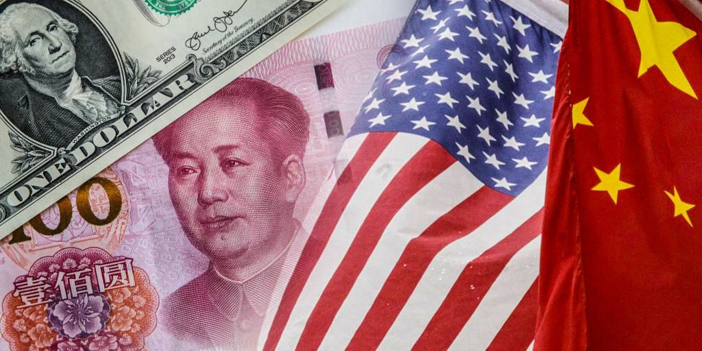 U.S.-China tensions knock 96% off of bilateral tech investment