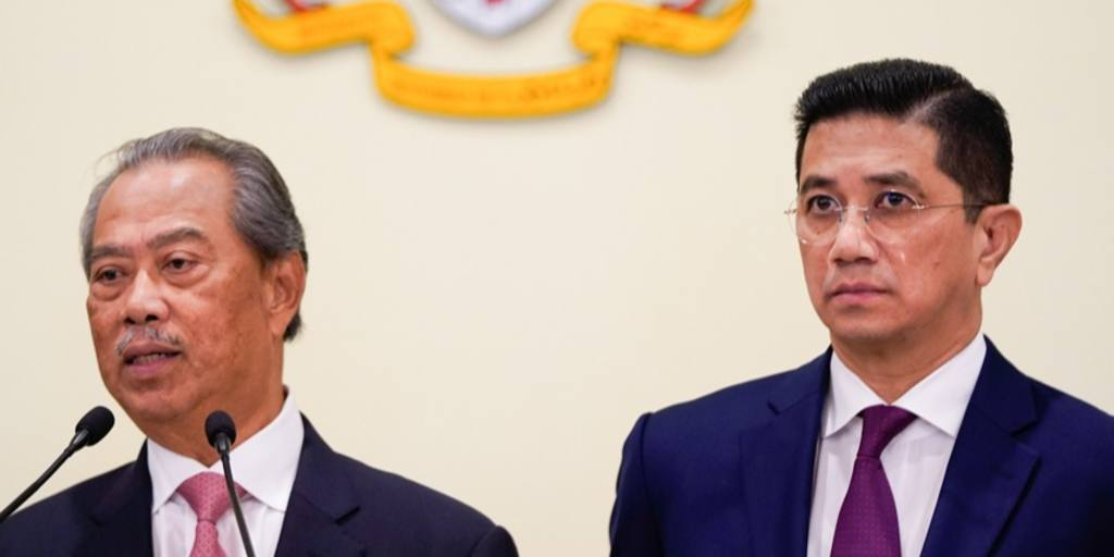 Malaysia's frustrated 'No. 2' leaders pull off political coup