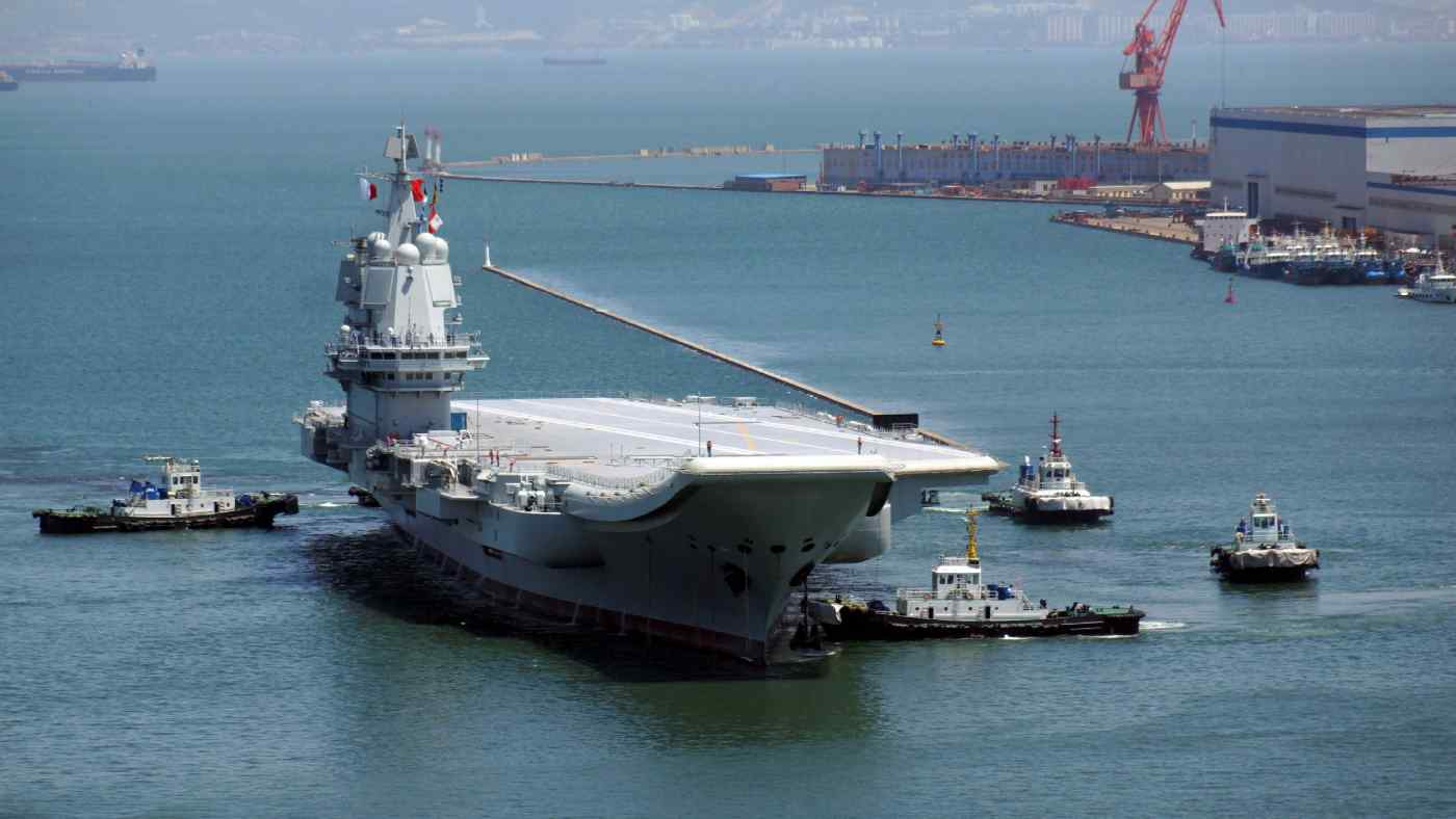 China's third aircraft carrier may launch fighters by catapult instead of from a 'ski-jump' ramp, like the one featured on its first domestically built carrier.