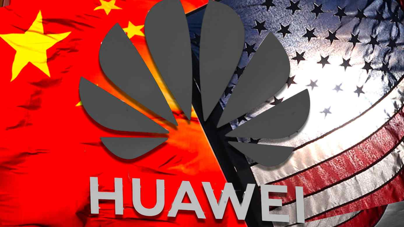 Huawei urgedsuppliers to keep making deliveries despite new U.S. measures that couldblock its access to key American technologies. (Nikkei montage/Getty Images)