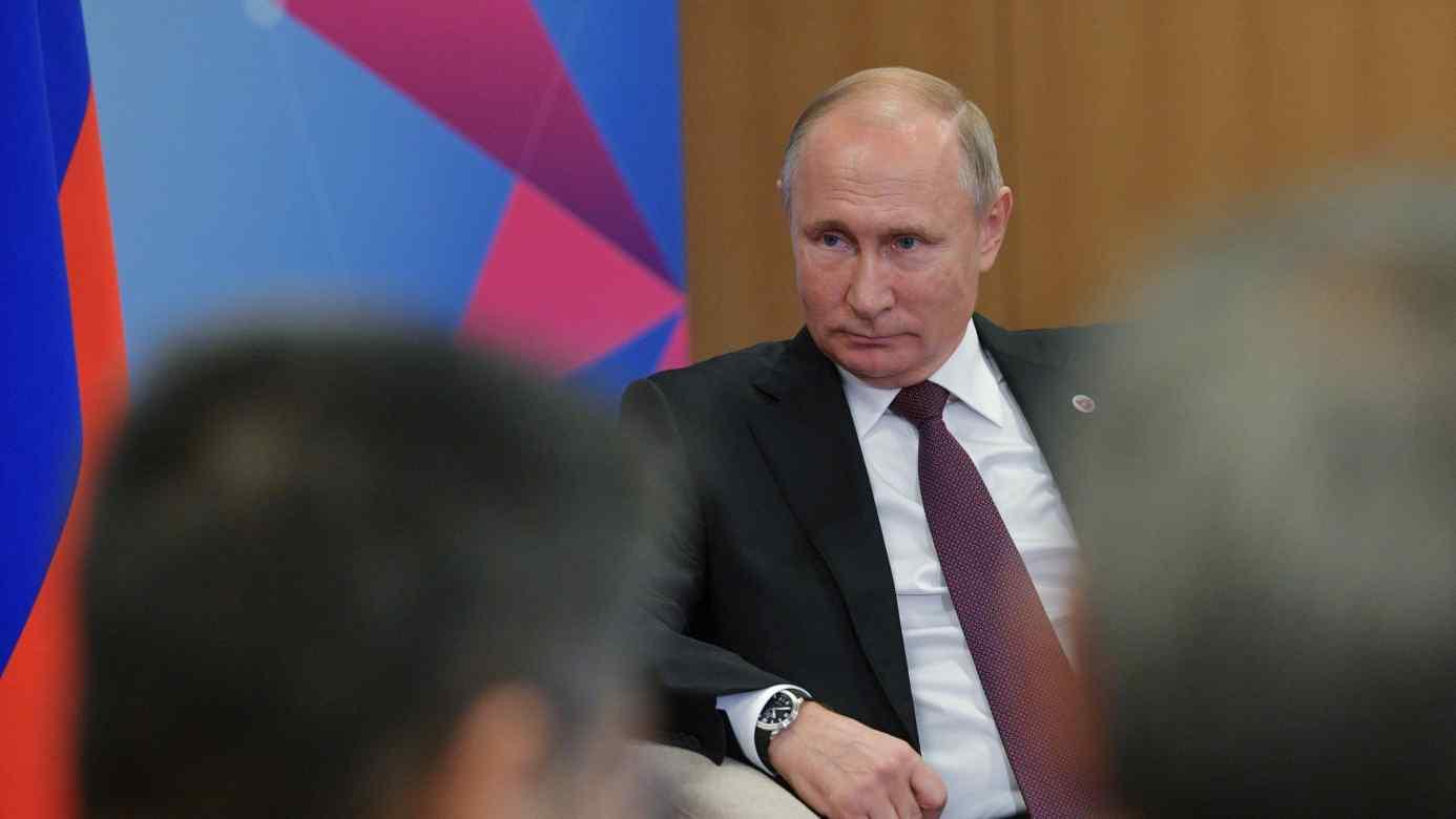 Putin ASEAN
