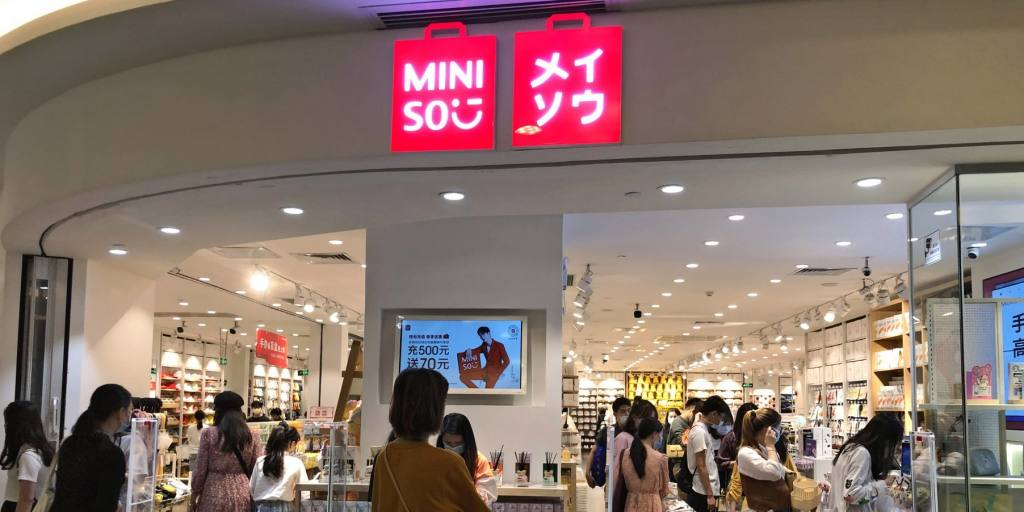 Chinese retailer Miniso beats Uniqlo and Muji at their game