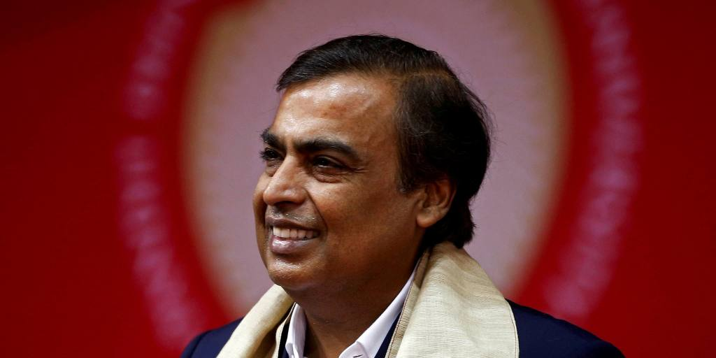 Ambani and Adani soar as Indian billionaires outpace Chinese peers