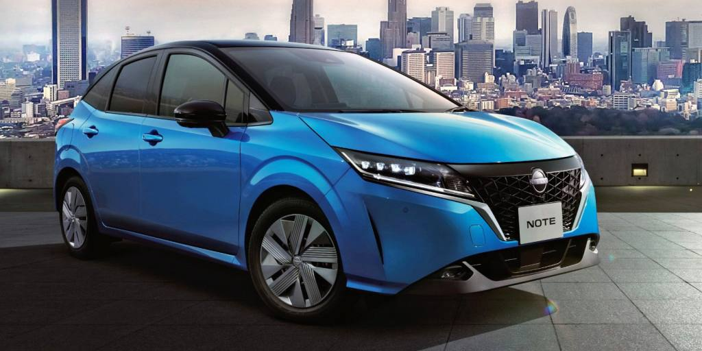 Nissan Note spells beginning of end of internal-combustion engine