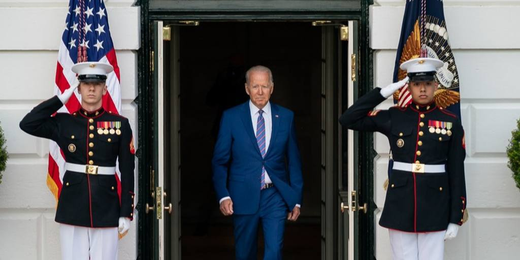 From the ashes of Afghanistan, a 'Biden Doctrine' emerges