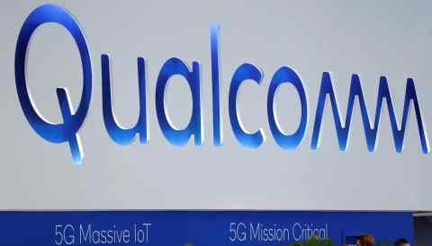 Logo of Qualcomm