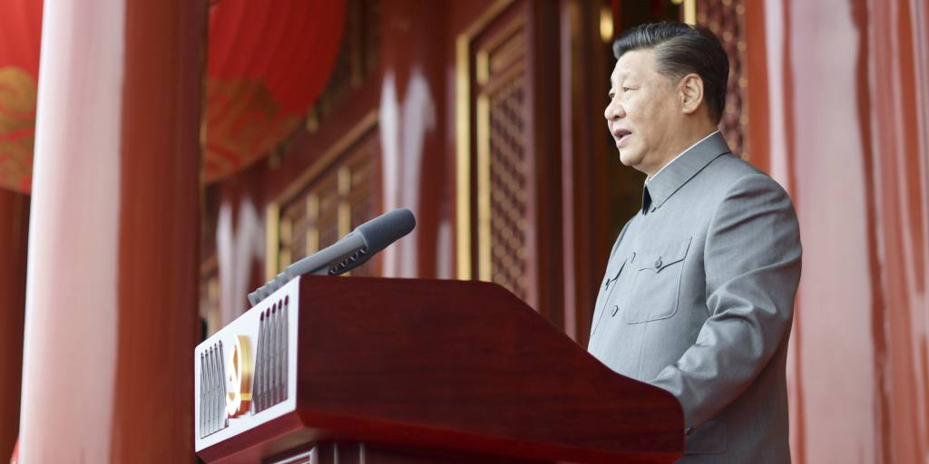 Full text of Xi Jinping's speech on the CCP's 100th anniversary