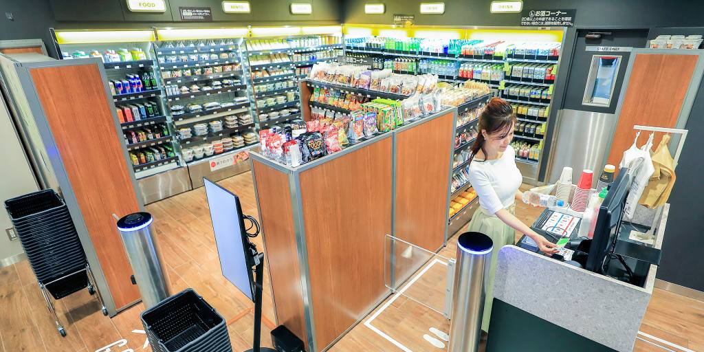 FamilyMart preps 1,000 unmanned stores in Japan by 2024 - Nikkei Asia