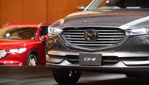 Mazda diesel hybrid CX-5