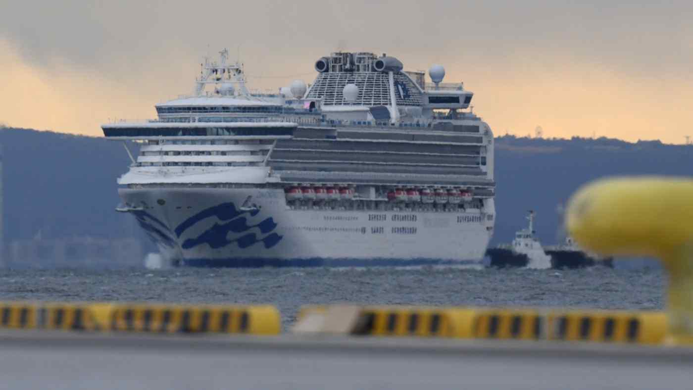 Coronavirus Puts Cruise Industry In Rough Waters In Asia Nikkei Asia
