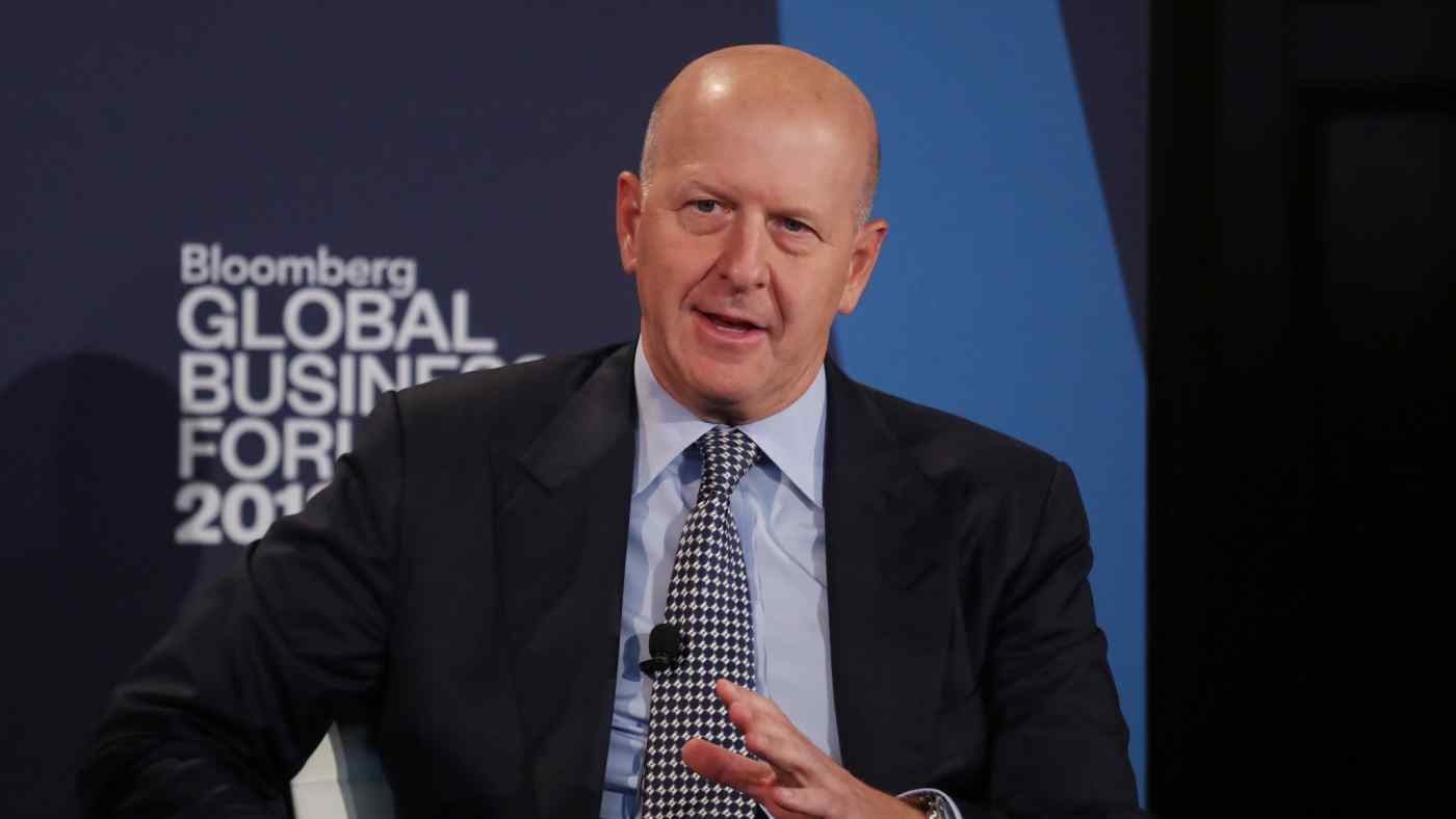 David Solomon, CEO of Goldman Sachs, may see his $23 million pay for 2018 reduced.