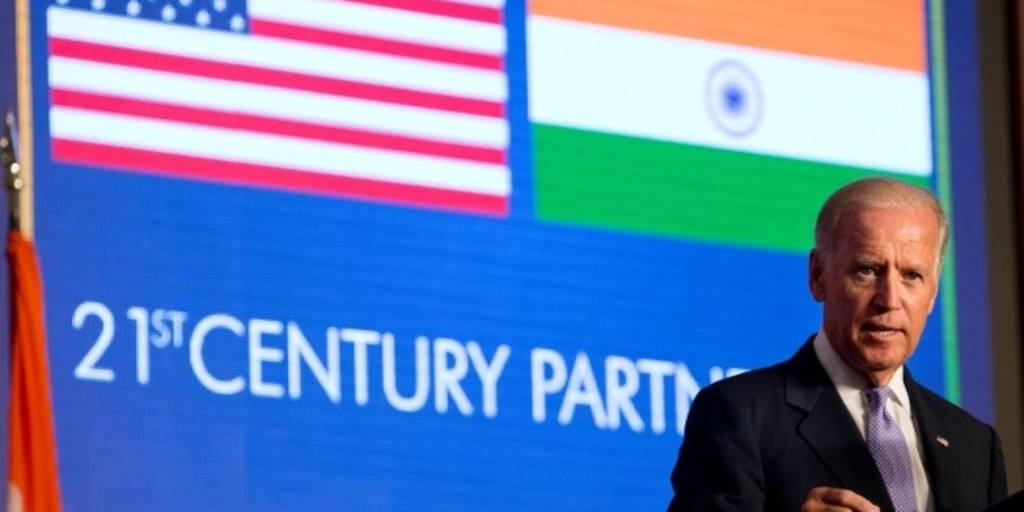 Strengthen India ties to deal with China, think tank tells Biden
