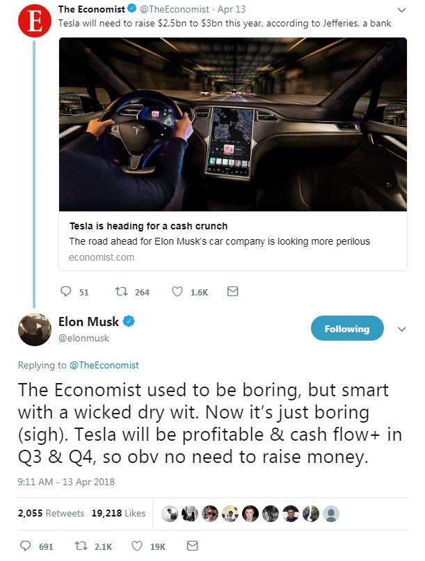 The world doesn't need more Elon Musks | FT Alphaville
