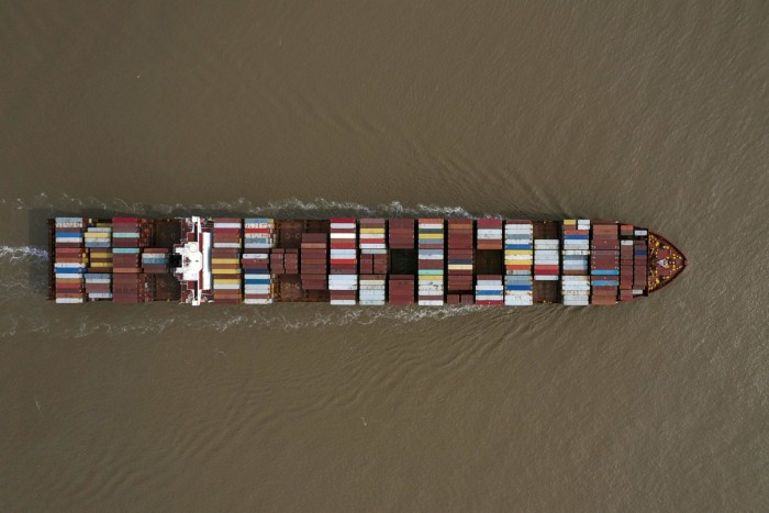 Shipping container volumes have grown almost every year over the past four decades, from around 100 million tonnes in 1980 to 1.8 billion tonnes in 2017, according to the UN