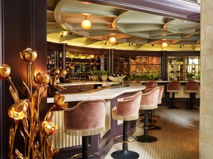 NoMad London's Atrium bar
