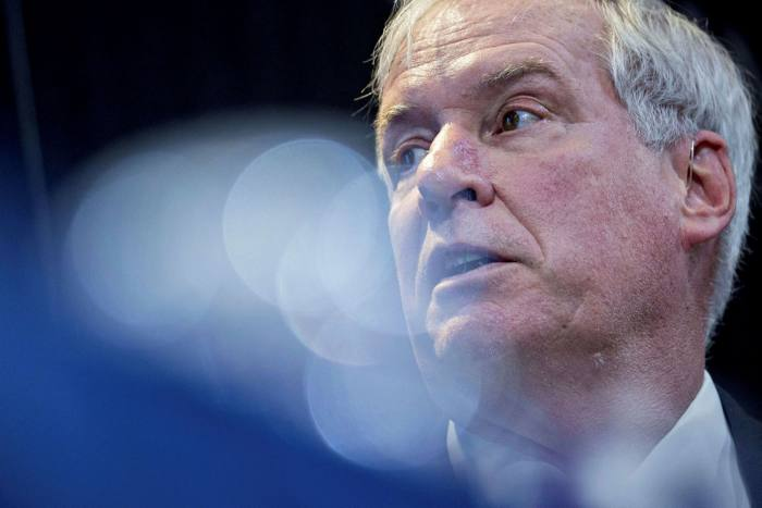 Eric Rosengren of the Boston Fed: 'People are deciding they'd much rather hold more of their assets in cash'