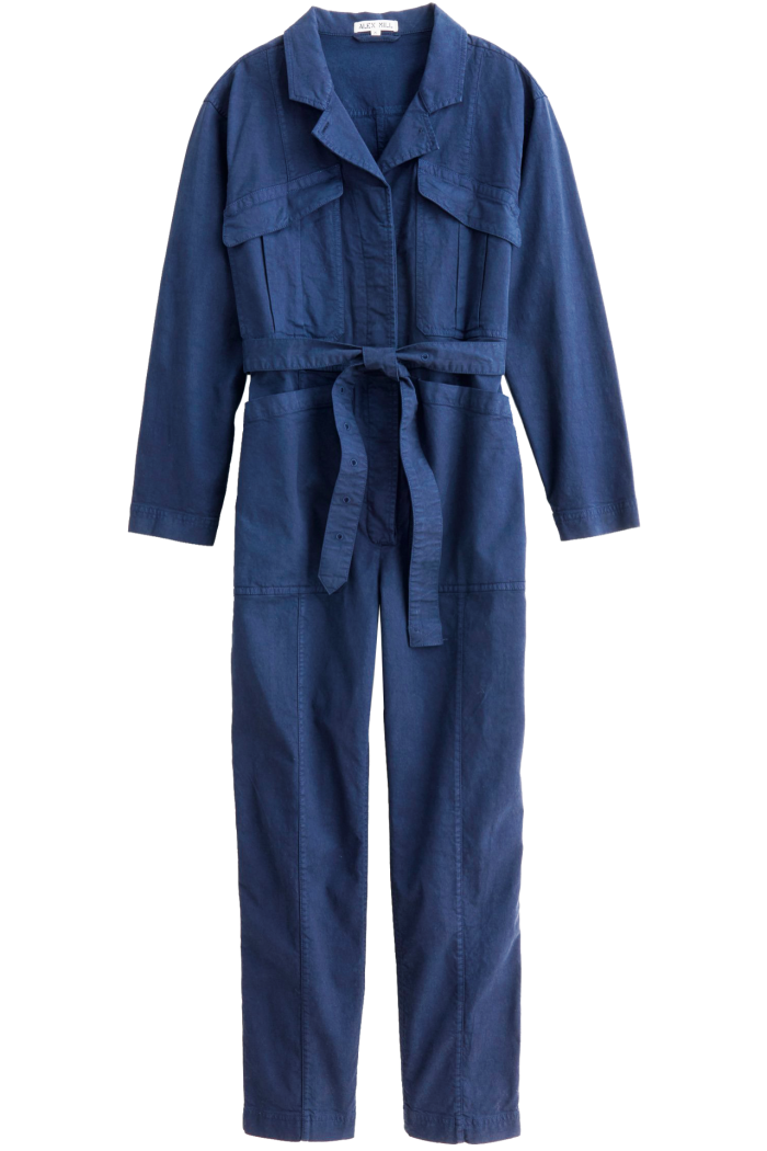 Alex Mill washed twill expedition Jumpsuit, $198