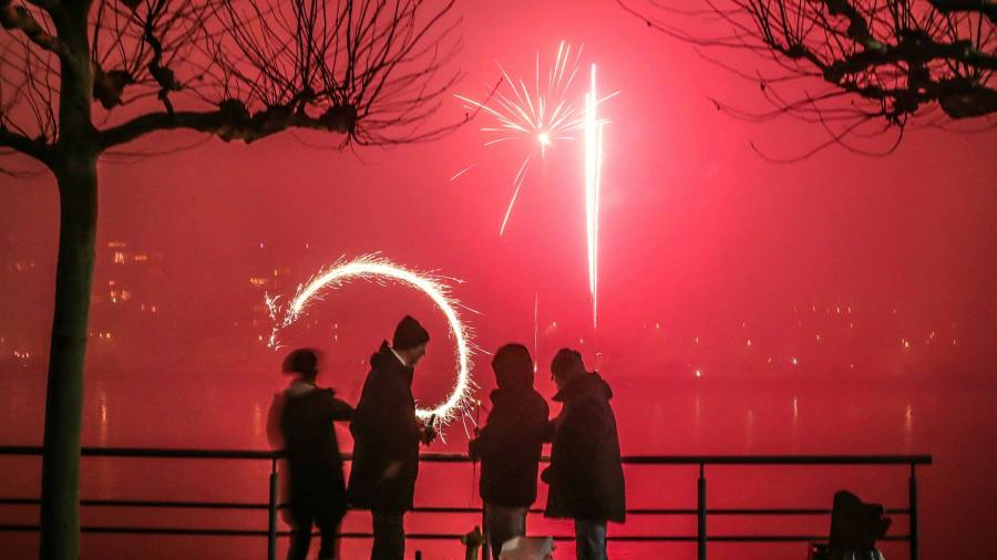 Planned ban on New Year fireworks ignites anger in Germany