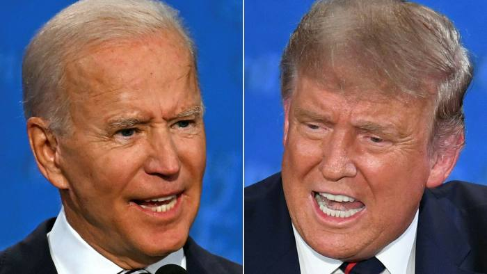 betting on the presidential race