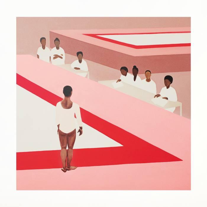 Groeten aan de Zuid-Afrikaans-Amerikaanse kunstenaar Tenzive Niki Enkosi, uitgegeven door Avant Arte in 2020
