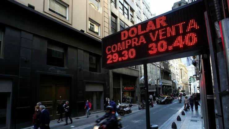 Argentina is failing on forward guidance