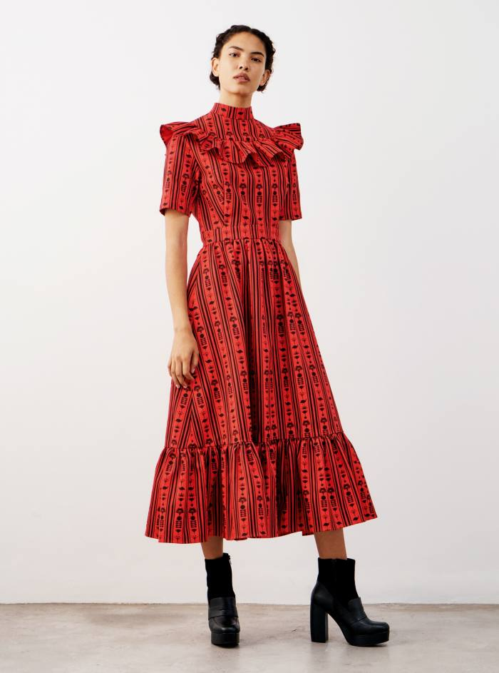 Sindiso Khumalo Miss Celie dress, £550