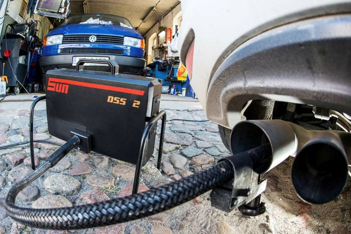 In the aftermath of 'Dieselgate', the German car industry began to look more seriously at electric vehicles