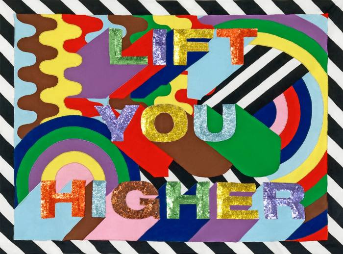 Lift You Higher by Lakwena Maciver, edition of 30, £3,000; all proceeds to UN Women UK's Covid Response