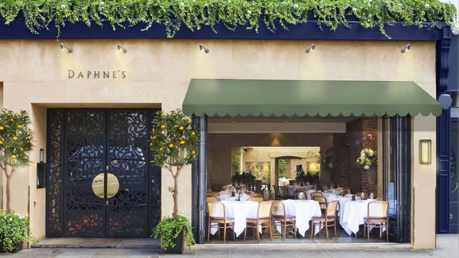 London's best summer dining destinations