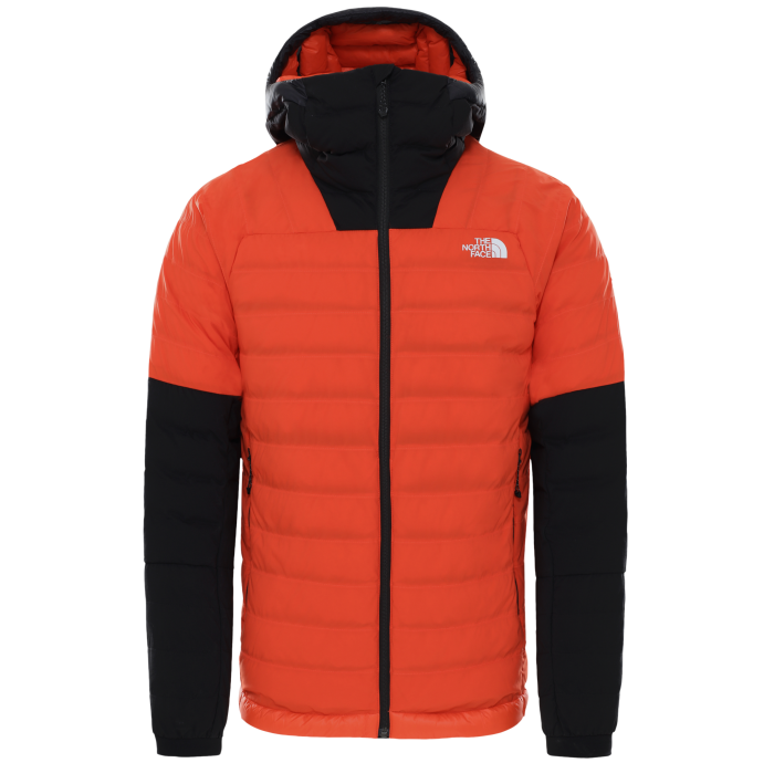 The North Face Summit Series L3 50/50 hooded down jacket, £470