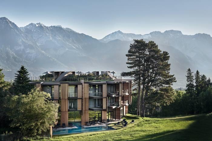 The Lanserhof clinic, Austria