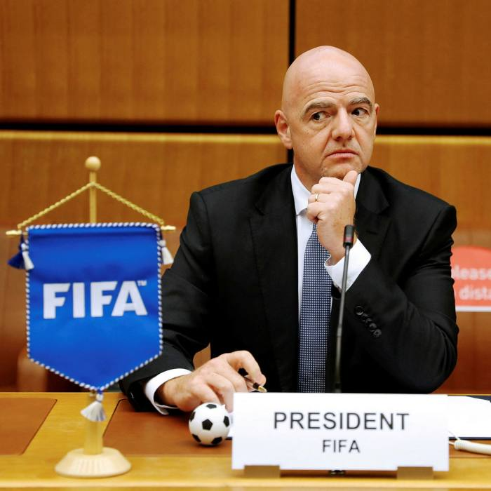 Gianni Infantino, president of Fifa, world football's governing body, says agreeing the new 10-year calendar of competitions 'is crucial for the future' of the sport and should be settled next year