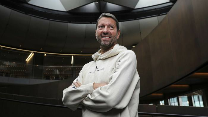 Adidas chief executive Kasper Rorsted