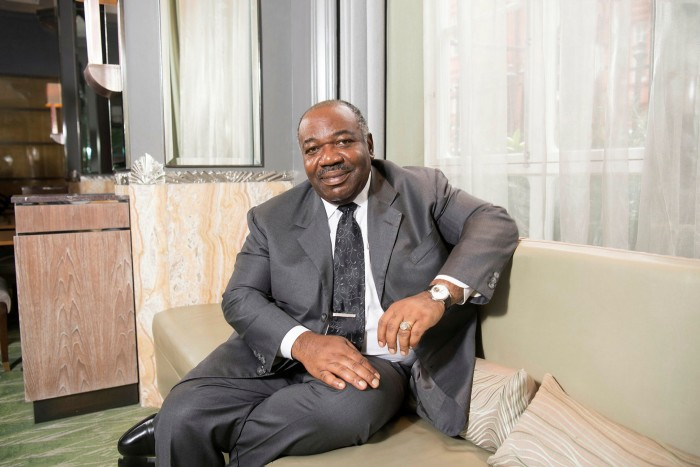 In 2010, Ali Bongo stunned the foreign timber industry by banning the export of unprocessed logs