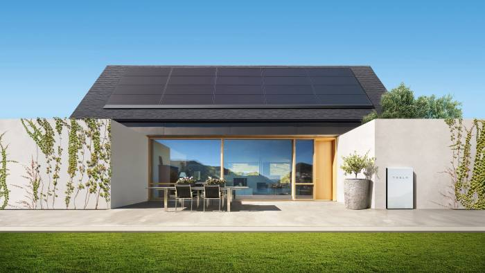 Tesla Powerwall 2, from £7,500 per unit