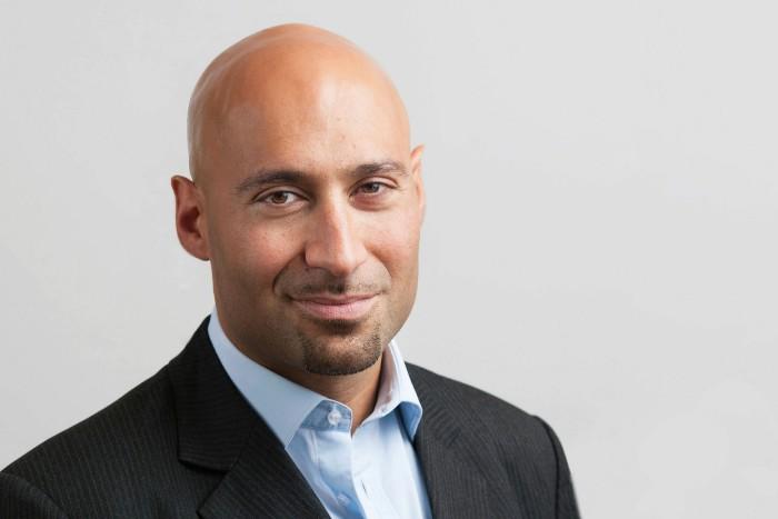 Portrait of Raphael Mokades, founder of Rare Recruitment